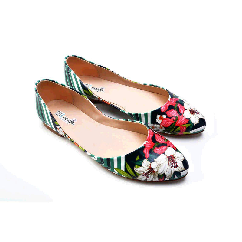Ballerinas Shoes NSS362