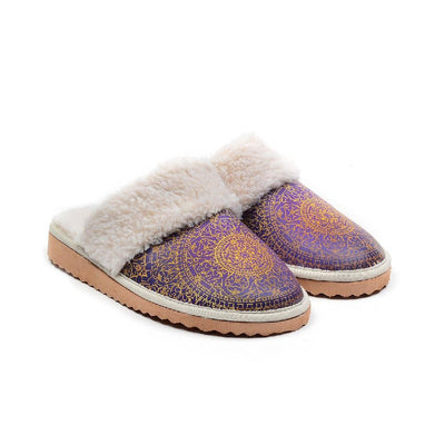 Shearling Slipper NTR112