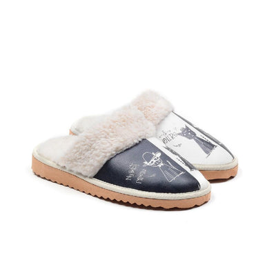 Shearling Slipper NTR113