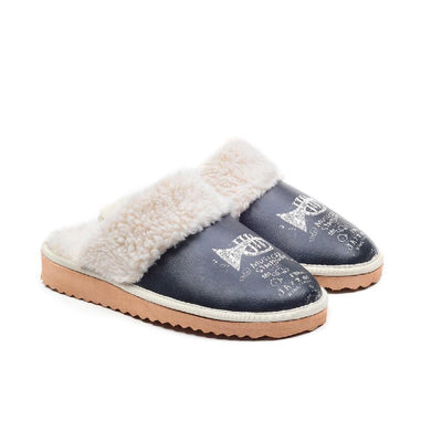 Shearling Slipper NTR119
