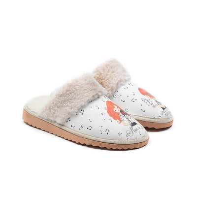Shearling Slipper NTR124
