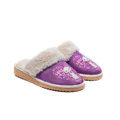 Shearling Slipper NTR127