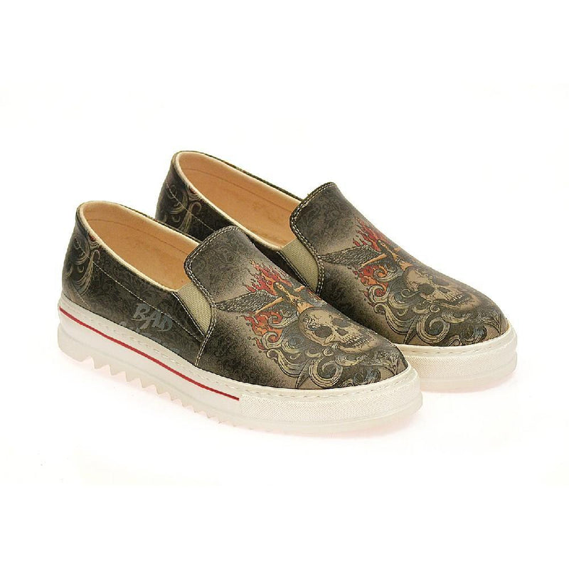 Slip on Sneakers Shoes NVAN301