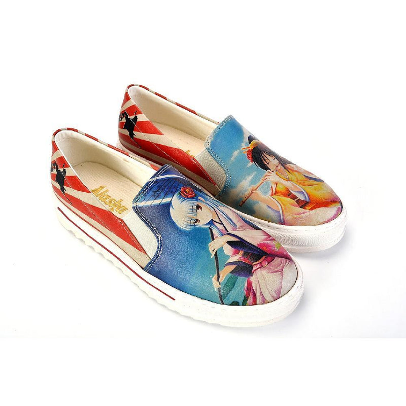 Slip on Sneakers Shoes NVAN310