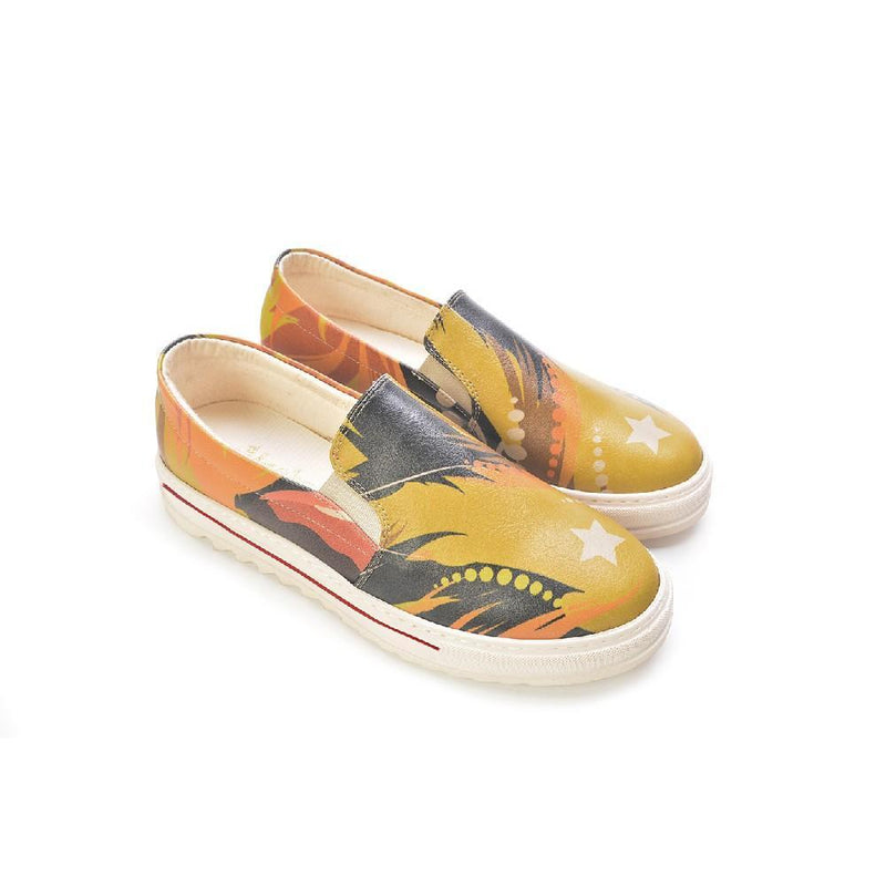 Slip on Sneakers Shoes NVAN312