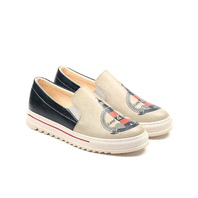 Slip on Sneakers Shoes NVAN313
