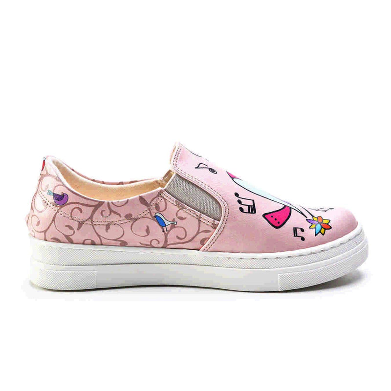 Slip on Sneakers Shoes NVN123
