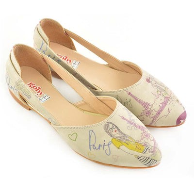 Street Fashion Ballerinas Shoes OMR7003