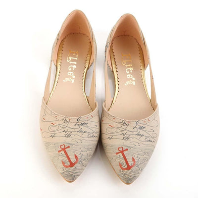 Sailor Ballerinas Shoes OMR7007