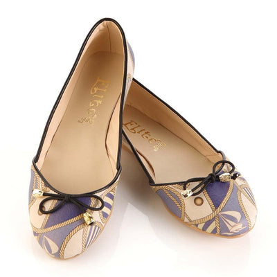 Sailor Ballerinas Shoes OMR7105