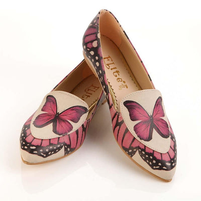 Butterfly Ballerinas Shoes OMR7203