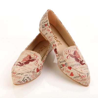 Love Ballerinas Shoes OMR7205