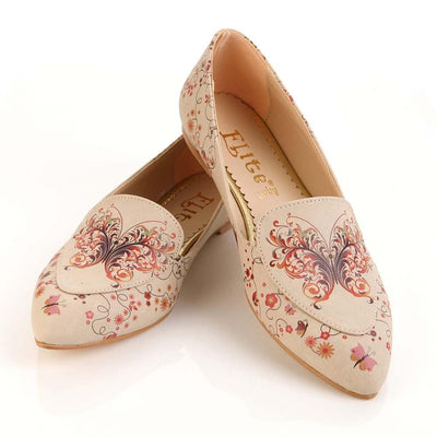 Butterfly Ballerinas Shoes OMR7207