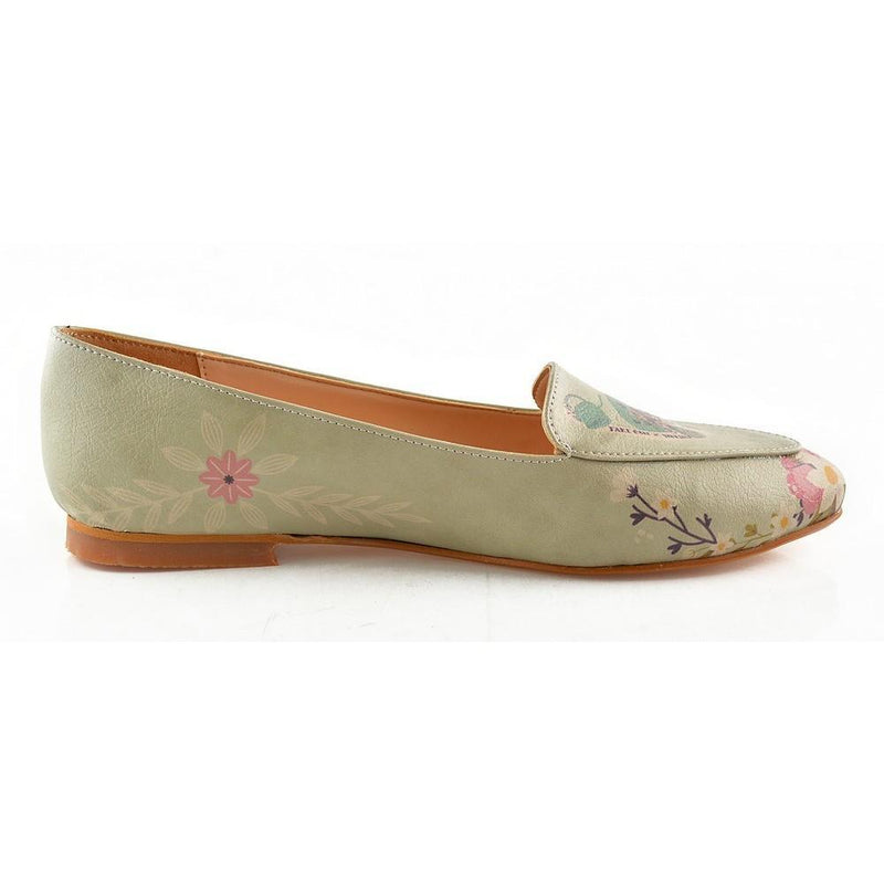 Stylist Girl Ballerinas Shoes OMR7212