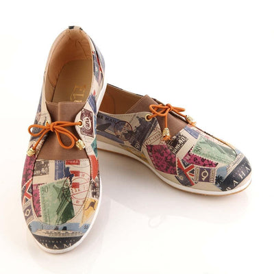 Postage Stamps Ballerinas Shoes OMR7303