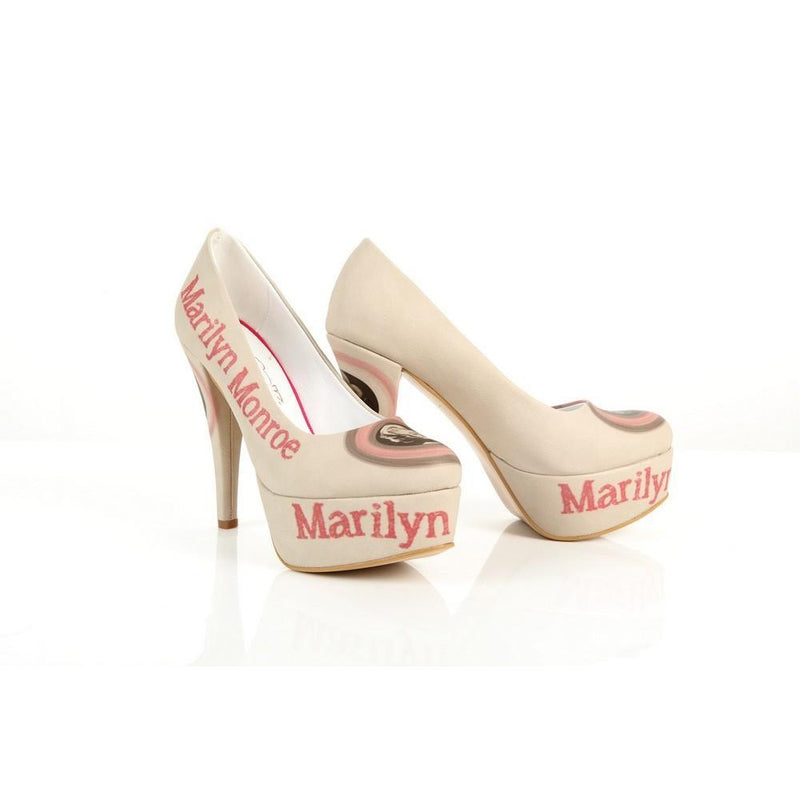 Marilyn Monroe Heel Shoes PLT2010