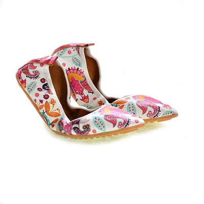 Elephant Ballerinas Shoes RAS2513