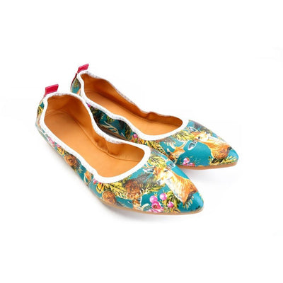 Ballerinas Shoes RAS2520