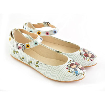 Ballerinas Shoes RKB101