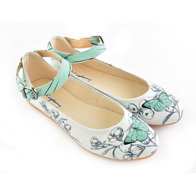 Ballerinas Shoes RKB102