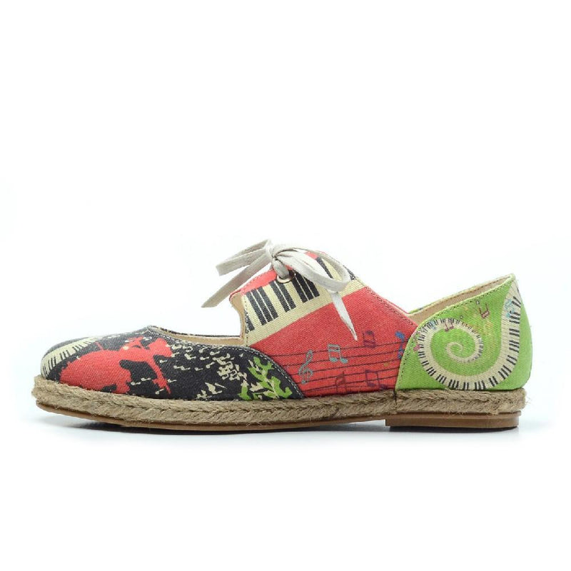 Espadrille Shoes SAN3212