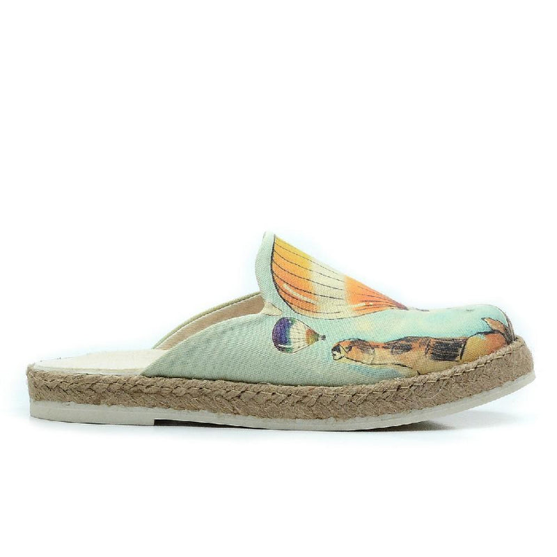 Slip on Sneakers Slipper SAN3408
