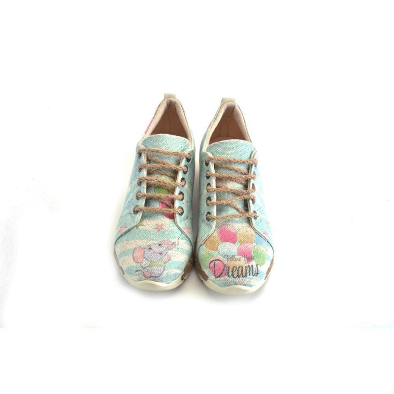 Slip on Sneakers Shoes SAN3804