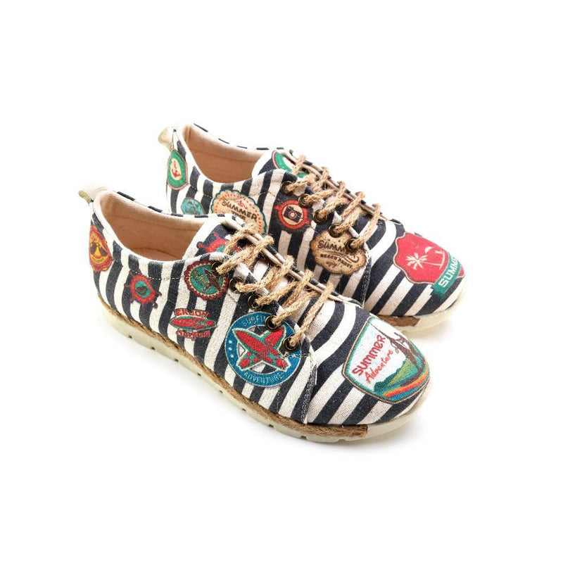 Slip on Sneakers Shoes SHR114