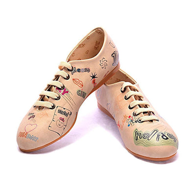 Holiday Ballerinas Shoes SLV018