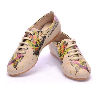 Butterfly Ballerinas Shoes SLV001