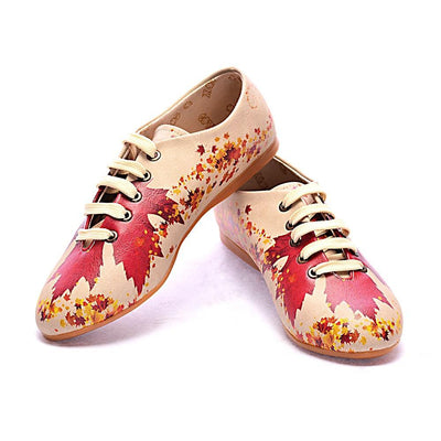 Leaves Ballerinas Shoes SLV028