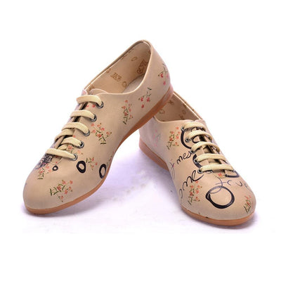 Curly Girl Ballerinas Shoes SLV004