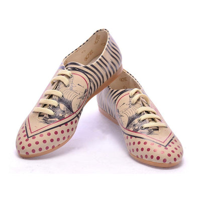 Sailing Ballerinas Shoes SLV007