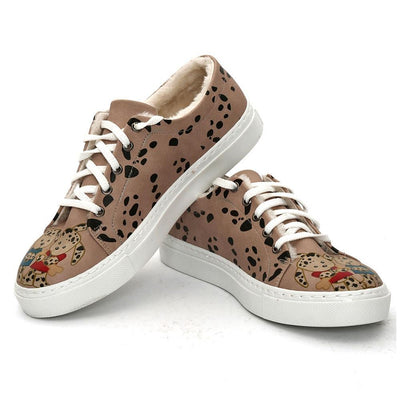Sweet Dalmatian Slip on Sneakers Shoes SPR106