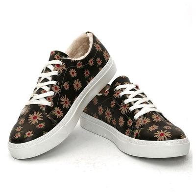 Daisies Slip on Sneakers Shoes SPR107