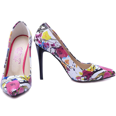 Roses Heel Shoes STL4025