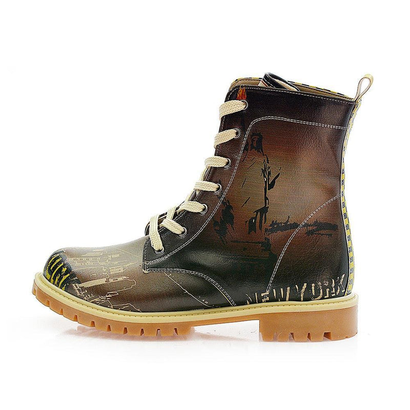 New York Long Boots TMB1015