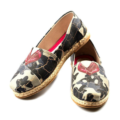 Camouflage Ballerinas Shoes TMH2206