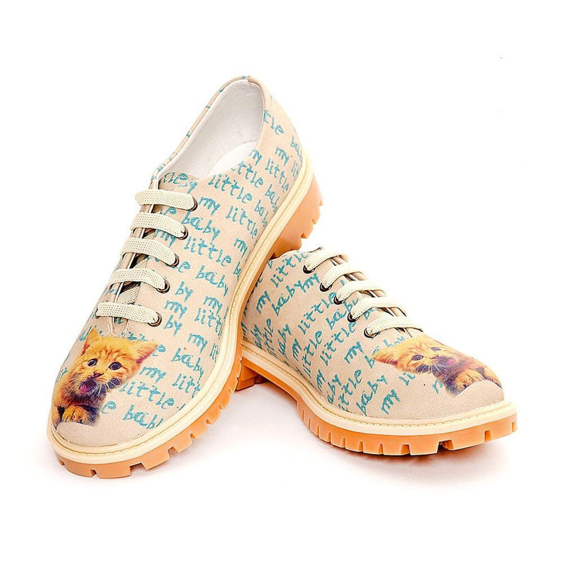 Little Cat Oxford Shoes TMK6501