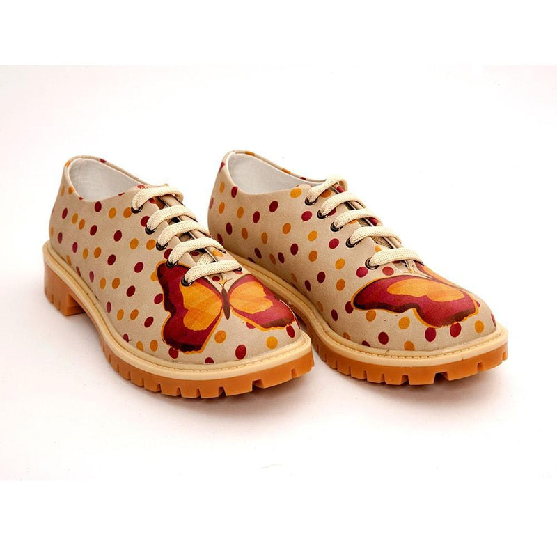 Butterfly Oxford Shoes TMK6507