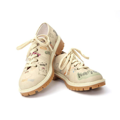 Holiday Oxford Shoes TMK6514