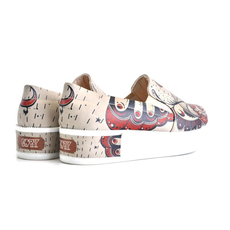 Slip on Sneakers Shoes VN4234