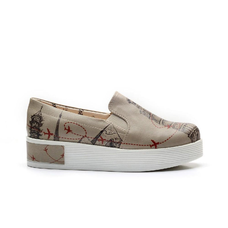 Slip on Sneakers Shoes VN4245