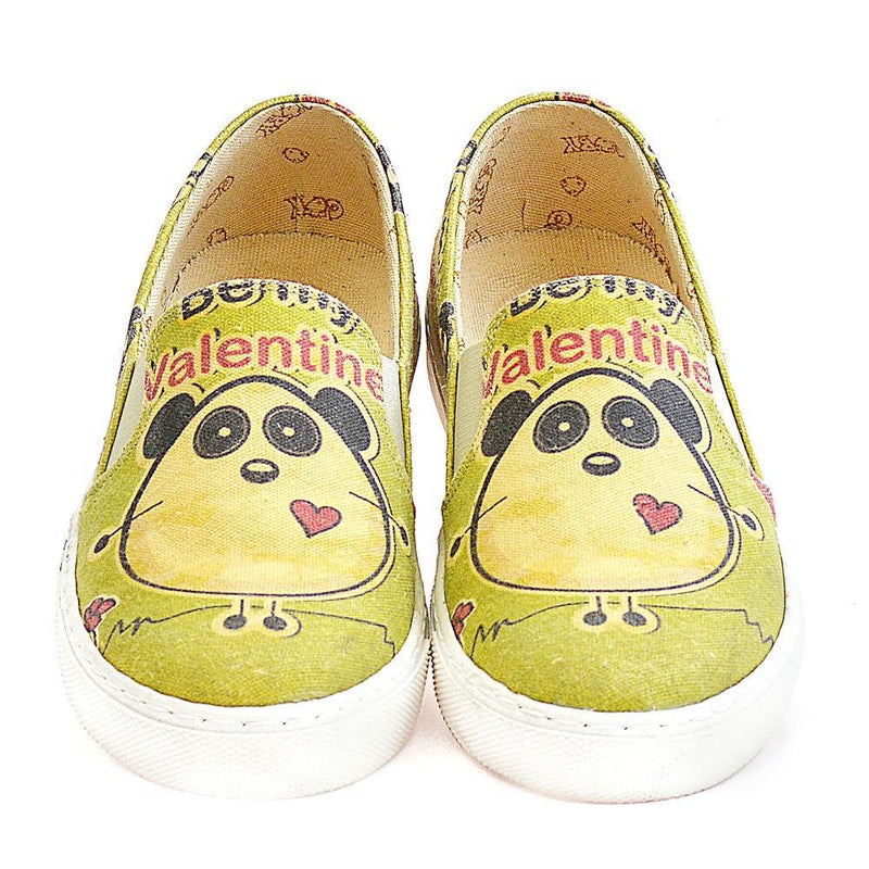 Be My Valentine Slip on Sneakers Shoes VN4405