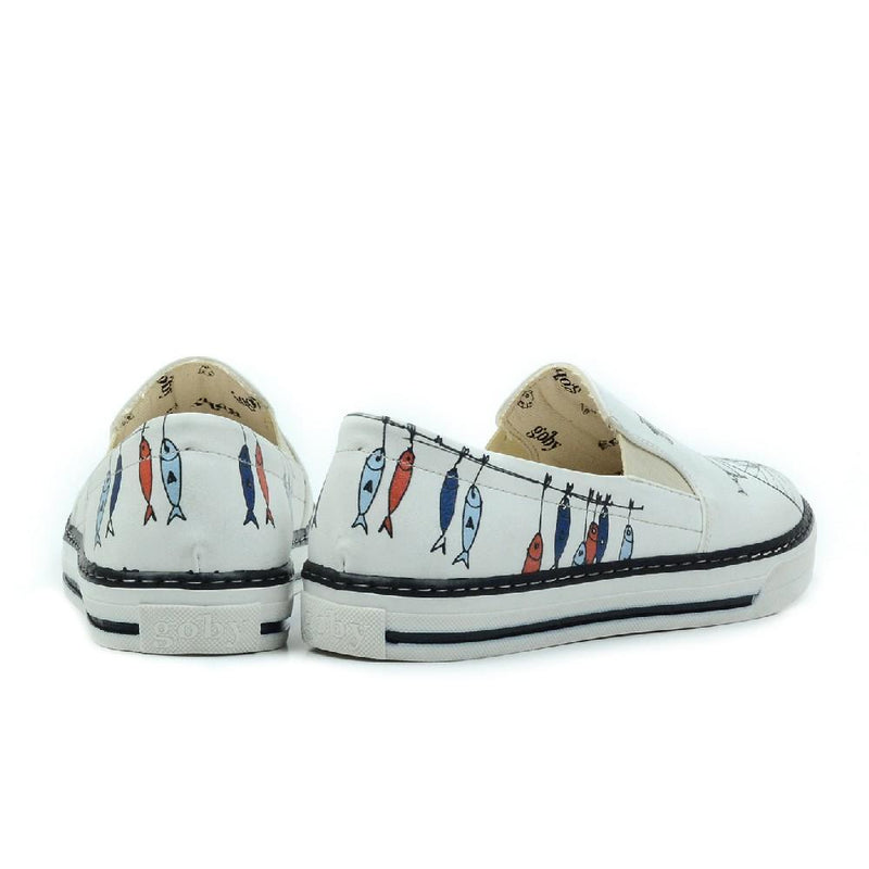 Slip on Sneakers Shoes WGVN4018