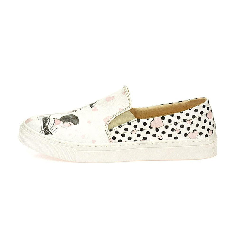 Slip on Sneakers Shoes WVN4062