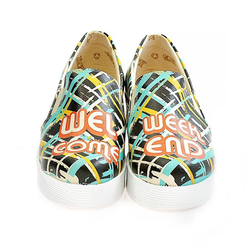 Slip on Sneakers Shoes WVN4227