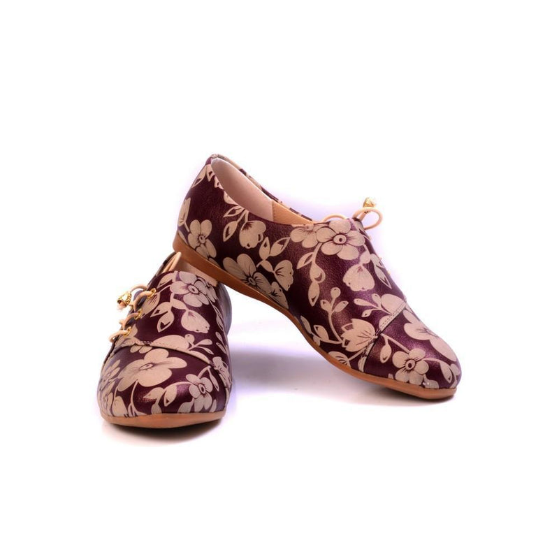 Flowers Ballerinas Shoes YAB201