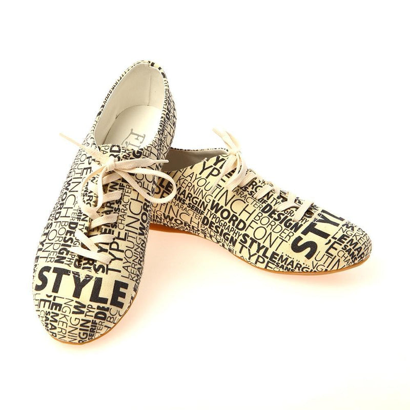 Style Ballerinas Shoes SLV033