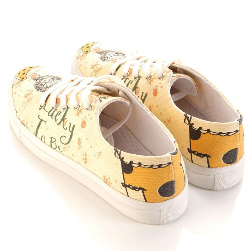 Sweet Girl Slip on Sneakers Shoes SPR5410
